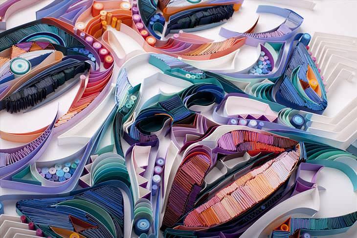Arte De Yulia Brodskaya espíritus