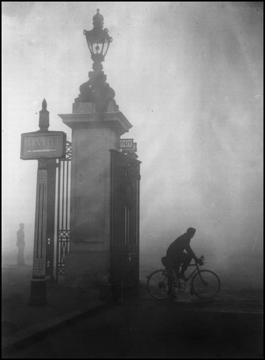 La Era Más Brumosa De Londres