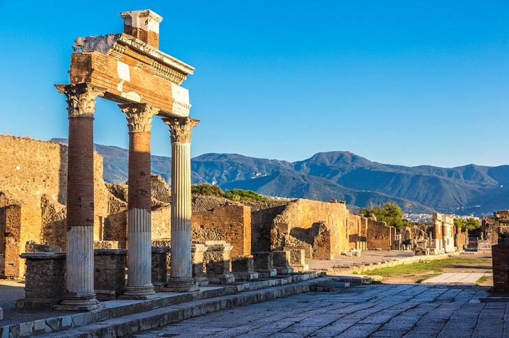 La Impresionante Historia De Estos 9 Sitios Abandonados Pompeya Italia