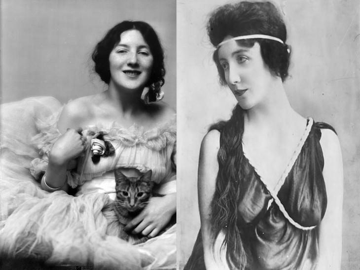 Las Primeras Supermodelos De La Historia Audrey Munson
