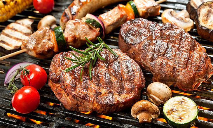 10 Hábitos Alimenticios Que Puedes Adoptar Fácilmente Usa métodos de cocción saludables