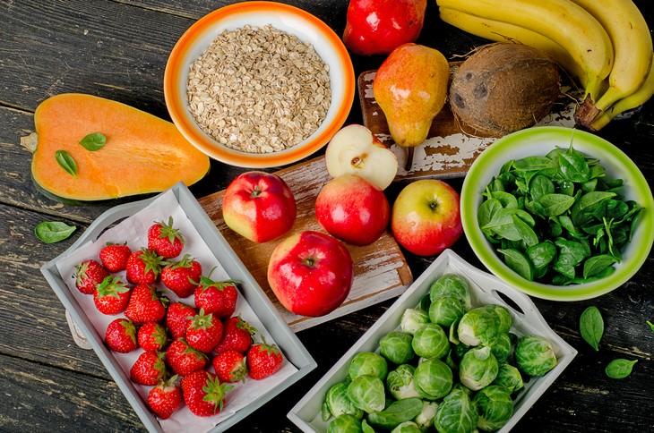 Causas Por Las Que Sientes El Abdomen Inflamado comer demasiada fibra