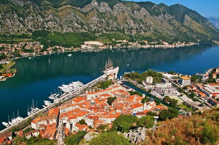 12 Sitos Recomendados Para Visitar En Montenegro Kotor y Boca Bay