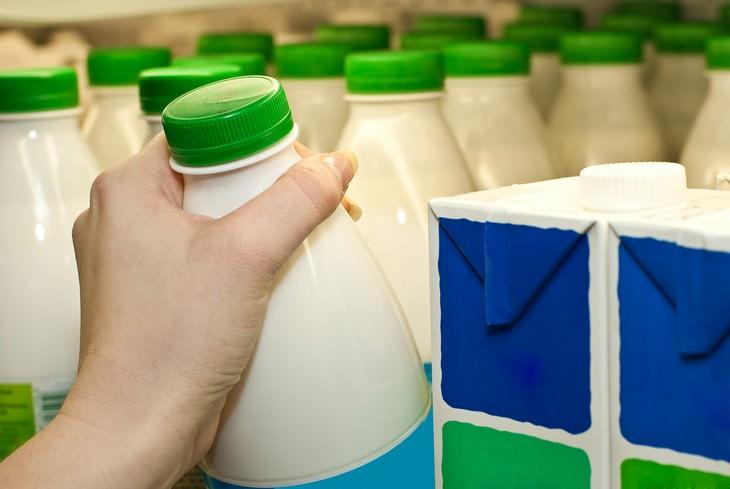 Causas Por Las Que Sientes El Abdomen Inflamado intolerancia a la lactosa