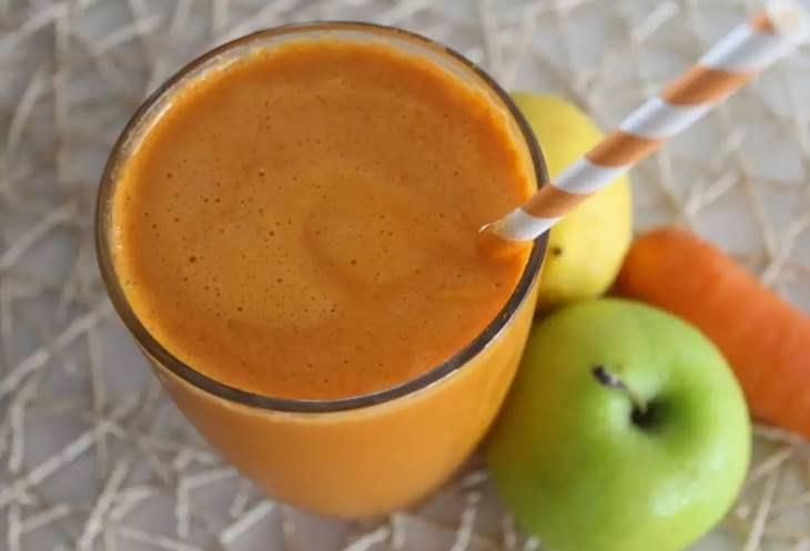 13 Deliciosos Jugos De Frutas Para Desintoxicar Tu Organismo rey zanahoria