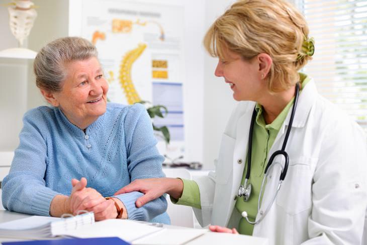 Chiste: El Diagnóstico De La Anciana
