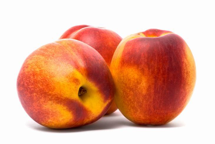 lo mejor de la nectarinas beneficios
