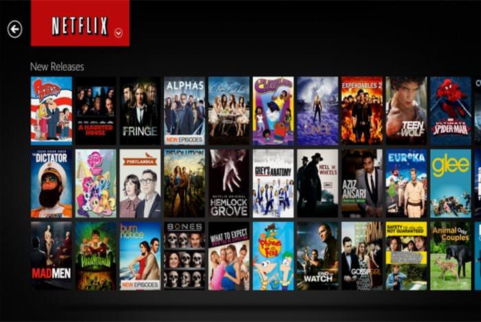 ¿Qué puedo ver en Netflix?