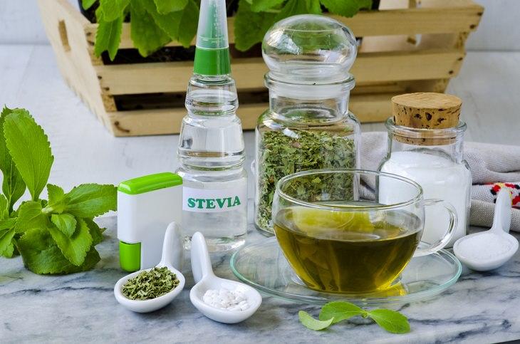 beneficios stevia