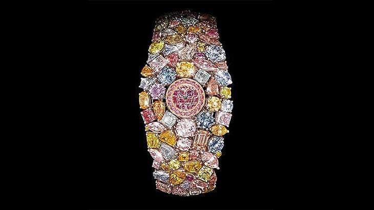 Los 10 Relojes Más Costosos Del Mundo Graff Diamonds - Alucinación