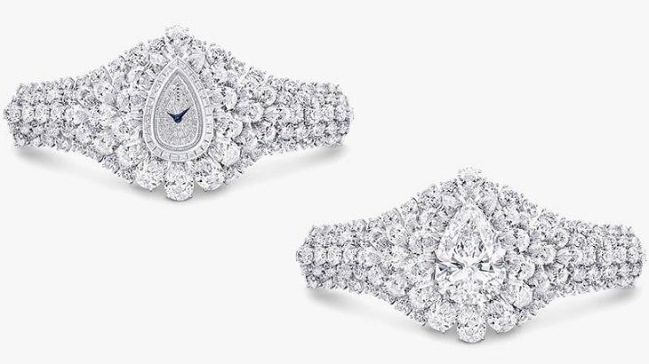 Los 10 Relojes Más Costosos Del Mundo Graff Diamonds - La fascinación