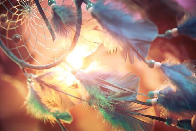 mystical dreamcatcher