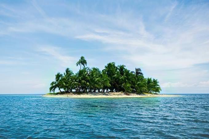 Isla caribeña