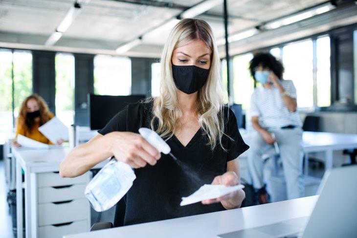 Cómo protegerse de las enfermedades transmitidas por el aire