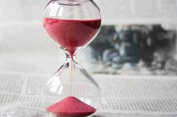 ponte a prueba: reloj de arena