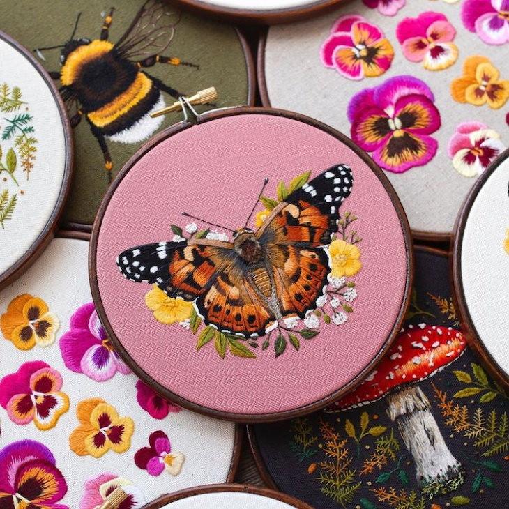 Emillie Ferris mariposas