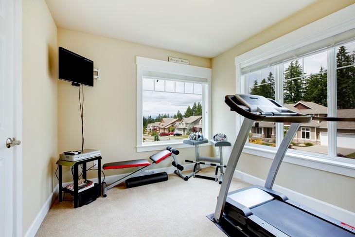Artículos que es mejor comprar de segunda mano Equipo de ejercicio