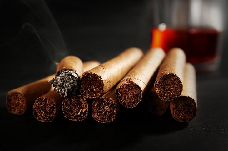 Los Efectos Reales De Fumar Puros y De Pipas De Tabaco