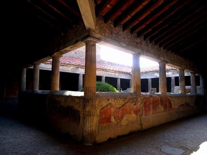 Lo Que Debes Ver En Las Ruinas De Pompeya Villa dei Misteri