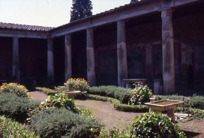 Lo Que Debes Ver En Las Ruinas De Pompeya Casa de los Vettii