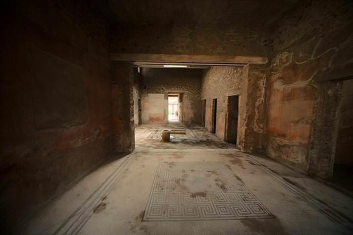 Lo Que Debes Ver En Las Ruinas De Pompeya La casa del poeta trágico