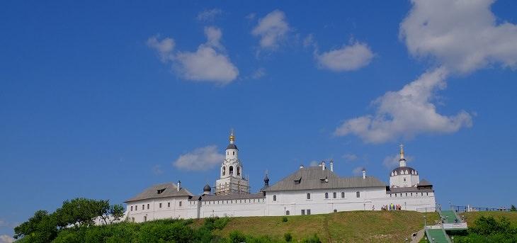 Bonitas e pouco conhecidas cidades russas  Sviyazhsk