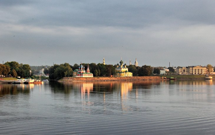 Bonitas e pouco conhecidas cidades russas  Uglich