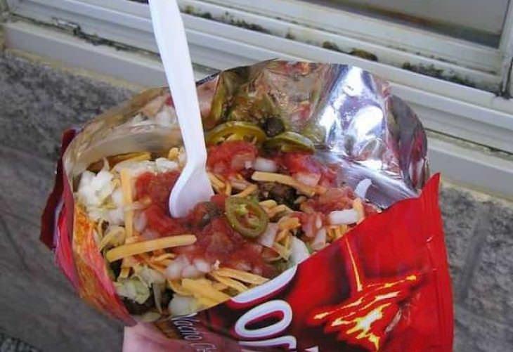 12 Grandiosas y Creativas Ideas Para Resolver Problemas Cotidianos comida en bolsa
