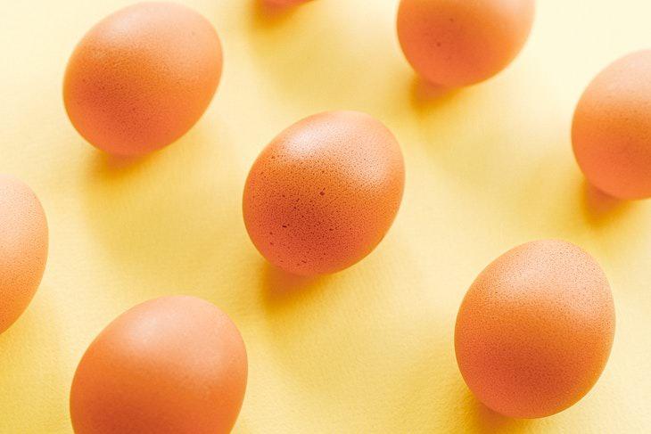 1. El perfil nutricional de los huevos promueve una pérdida de peso saludable