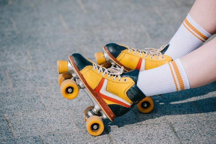 patines se disparon durante la cuarentena