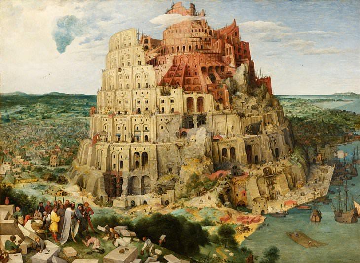 1. Pieter Bruegel el Viejo (1525-1569)