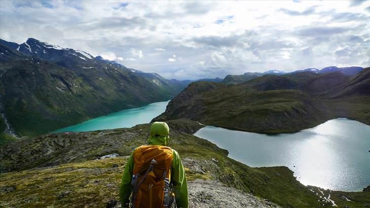 10 Hermosos Parques Nacionales Para Visitar En Europa Parque Nacional Jotunheimen