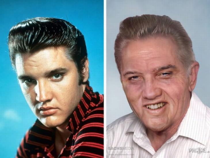 celebridades que murieron Elvis Presley