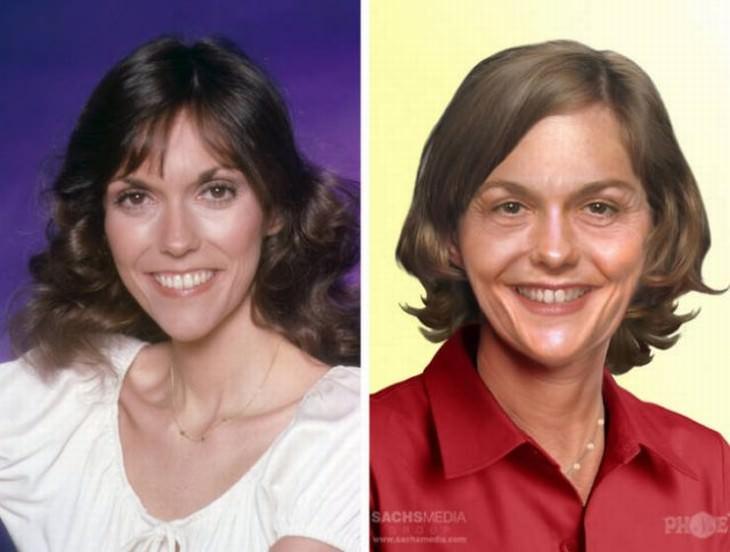 celebridades que murieron  Karen Carpenter