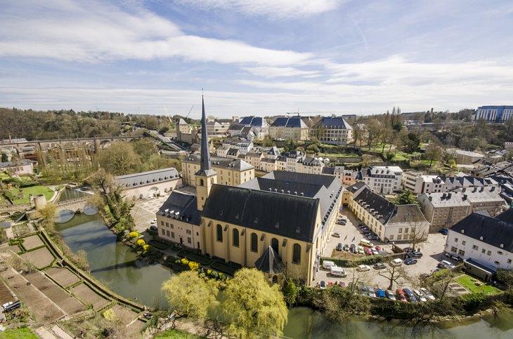 10 Países Más Felices Del Mundo Luxemburgo
