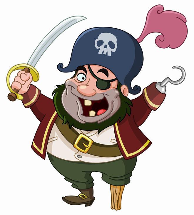 Chiste: Las Aventuras De Un Pirata