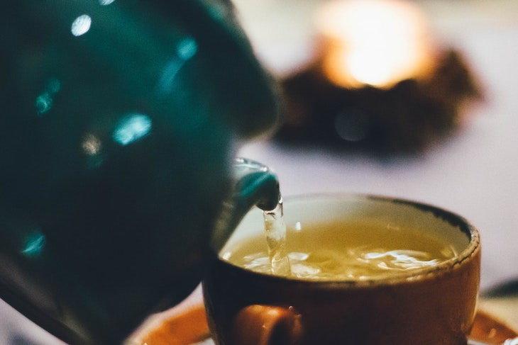 Tés Herbales Especiales Para El Asma y Mejorar La Respiración Té verde y negro (Camellia sinensis)