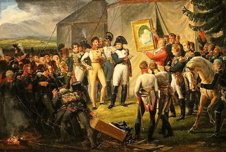 Intervenciones De La Naturaleza Que Alteraron La Historia Invasión de Rusia por Napoleón