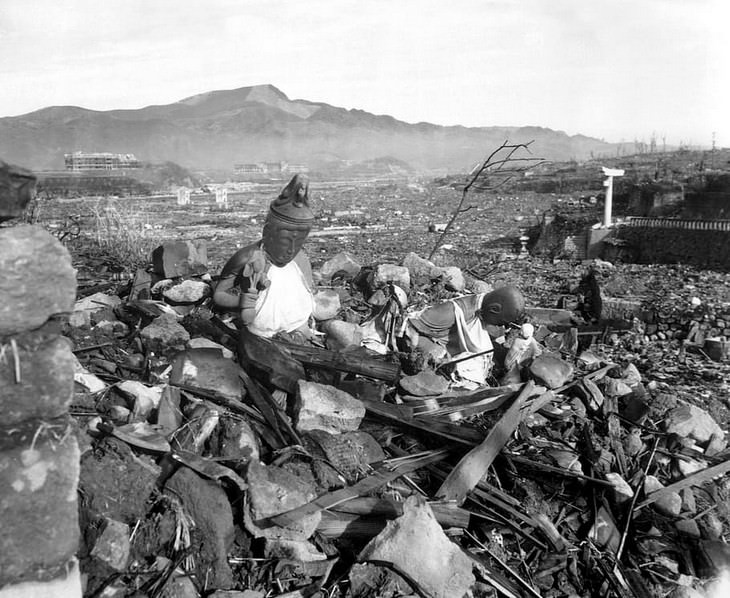 Intervenciones De La Naturaleza Que Alteraron La Historia El bombardeo de Nagasaki