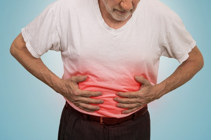 Malestar abdominal