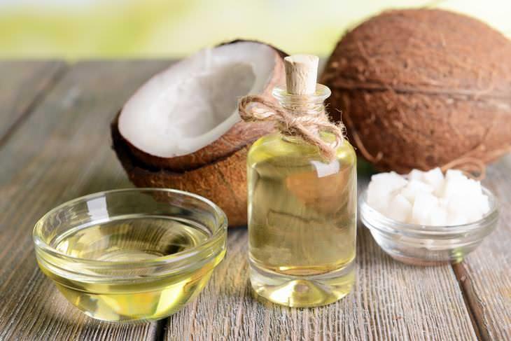 1. Aceite de coco