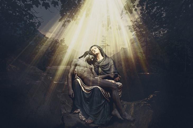 cristinanidad aceptación de la muerte