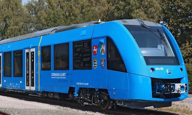 Entrará En Servicio El Primer Tren Sin Emisiones Del Mundo