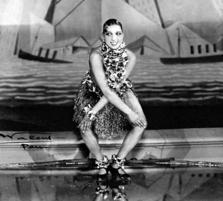 La Historia De Josephine Baker: Stripper Convertida En Heroína
