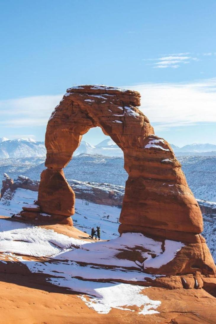 Hermosas Fotos De Paisajes Arcos de rocas