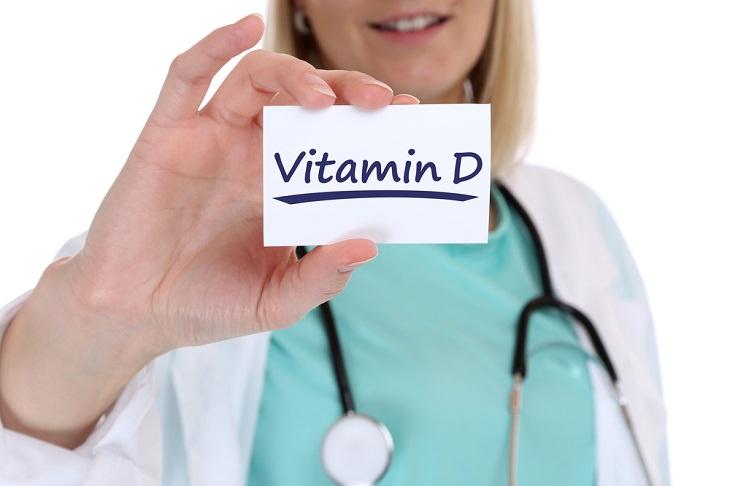 1. Ayuda a aumentar los niveles decrecientes de vitamina D