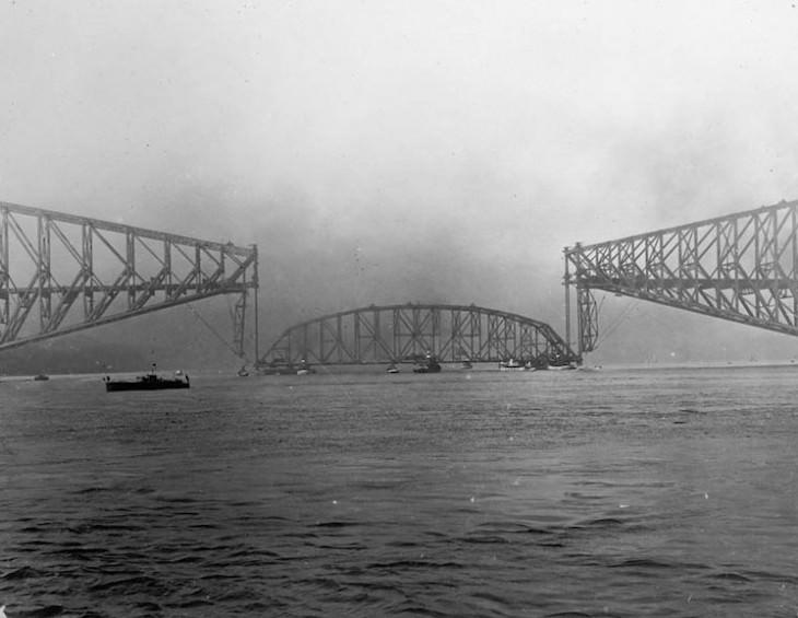1. El puente de Quebec