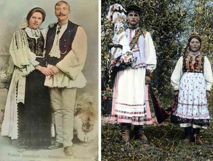 Así Lucían Las Personas Hace 100 Años Rumania