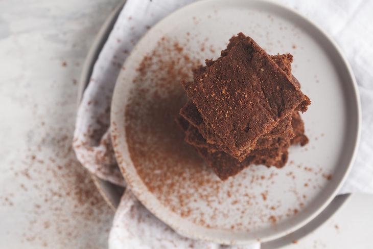 Receta: Saludables y Deliciosos Brownies Con 2 Ingredientes