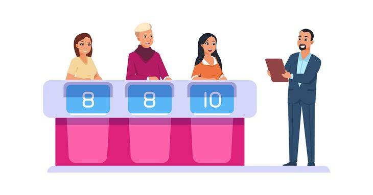 La Mujer En El Concurso De TV
